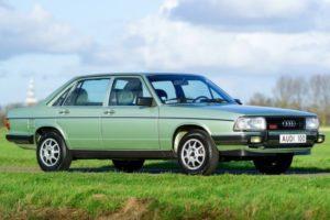 1980s Audi 100